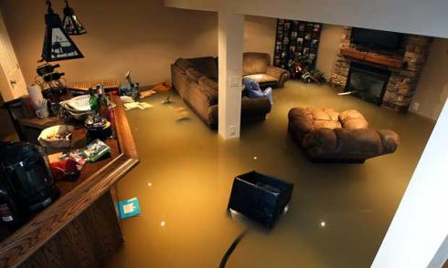 Flood Water Cleanup Procedures Indoor Environmental Quality