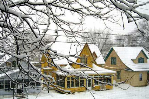 Give Your Home a Winter Preparation Repair