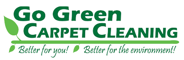 Go Green Carpet Cleaning Logo